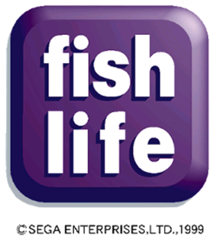 Une version alternative du logo Fish Life